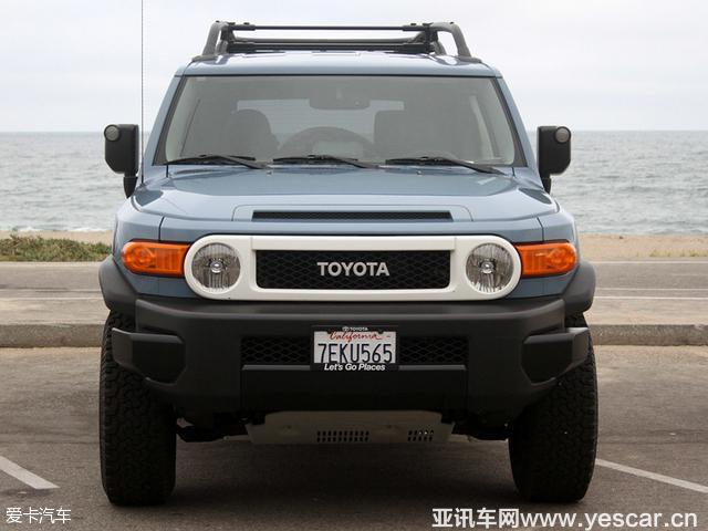 丰田(进口)2014款FJ酷路泽