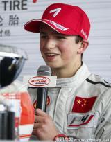 F4中国锦标赛 布鲁诺第六圈强势夺领跑