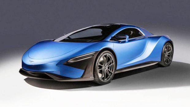泰克鲁斯·腾风GT96量产车明年3月亮相
