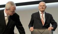 德国媒体曝大众前董事长和CEO矛盾内幕:揭大众丑闻曝光