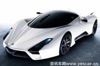 全球十大速度最快车型