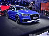 奥迪RS 3 Sedan发布