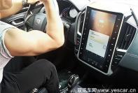 """有一种大屏叫""""纳智捷 锐3"""":专车抢单及网红直播的""""神器"""""""