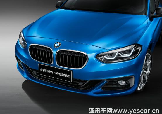 全新BMW 1系运动轿车将在广州车展全球首发160.png