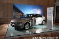 沃尔沃S60L智能E驱插电式混合动力车深圳上市