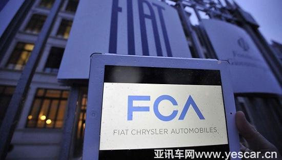 FCA因车辆滑移问题再遭调查 调查亦涉及多家车企