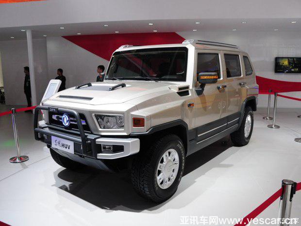 东风汽车 东风HUV 2012款 基本型