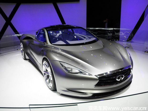 英菲尼迪(进口) Emerg-E 2012款 基本型