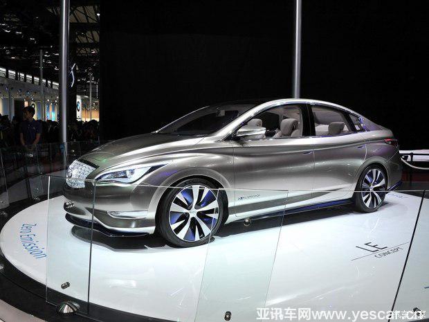 英菲尼迪(进口) 英菲尼迪LE 2012款 Concept