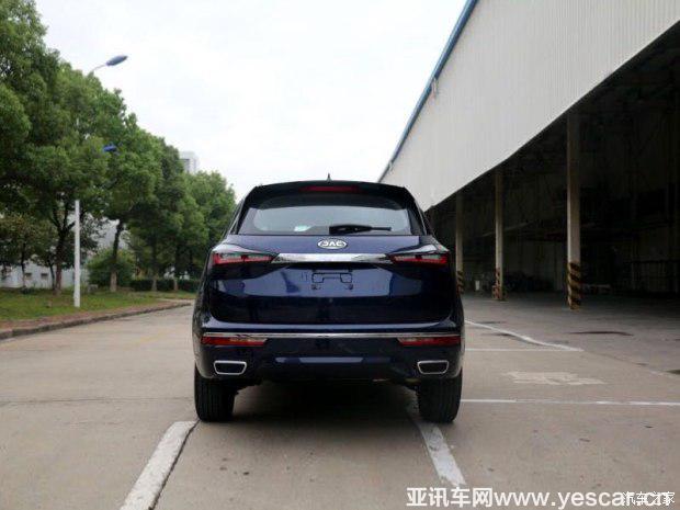 江淮汽车 瑞风S7 2016款 基本型