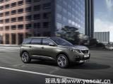 旗舰 定义未来 东风标致5008征战D0 SUV市场