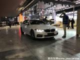 2017上海车展探馆:新宝马5系Li M套件
