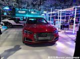 2017上海车展探馆:全新奥迪S5敞篷版