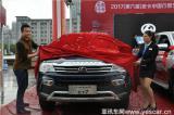 猎豹CT7首次亮相皮卡中国行 点亮永州冷水滩广场