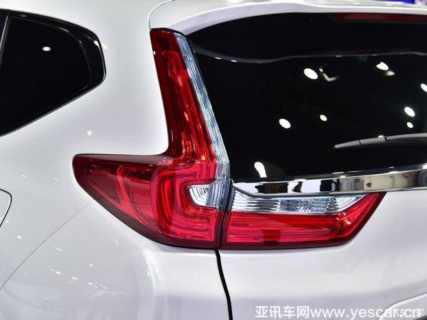 东风本田 本田CR-V 2017款 混动版