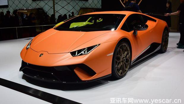 售385万元 Huracan Performante上市