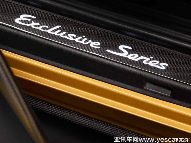 保时捷 保时捷911 2017款 Turbo S Exclusive Series 3.8T