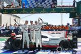 保时捷第19次赢得勒芒24小时耐力赛冠军