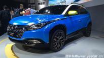 新小型SUV 10月上市 曝纳智捷新车计划