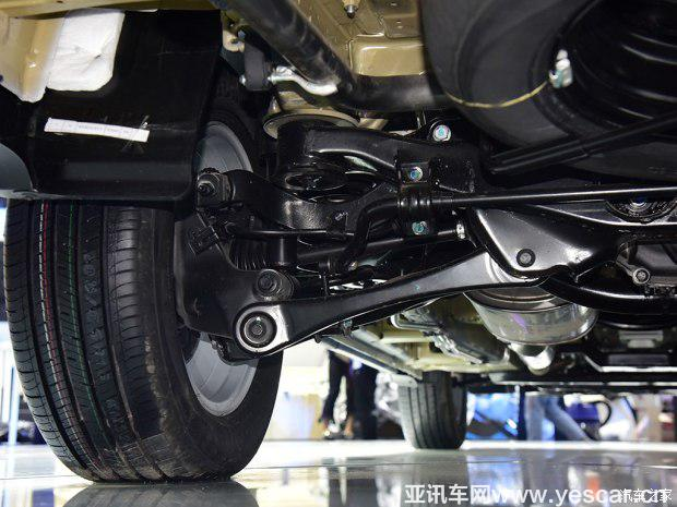 上汽通用五菱 五菱宏光S3 2017款 基本型