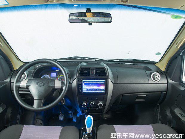 瑞驰新能源 瑞驰新能源EC35 2017款 纯电动 标准型