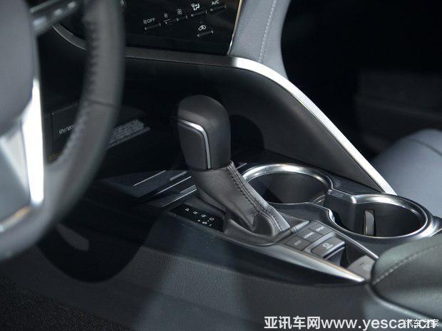 丰田(进口) 凯美瑞(海外) 2017款 基本型
