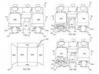 收集座椅缝隙掉落物品 丰田新专利曝光