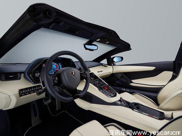兰博基尼 Aventador 2018款 Aventador S Roadster