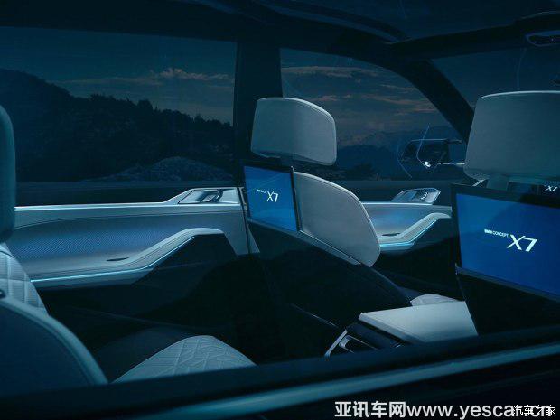 宝马(进口) 宝马X7新能源 2017款 iPerformance Concept