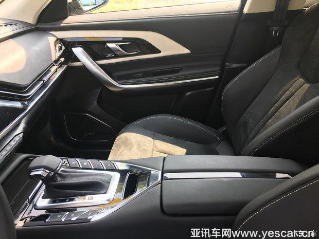 众泰汽车 众泰T500 2017款 基本型