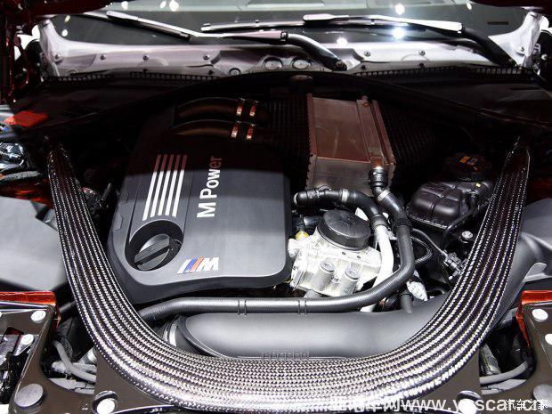 宝马M 宝马M4 2017款 M4双门轿跑车