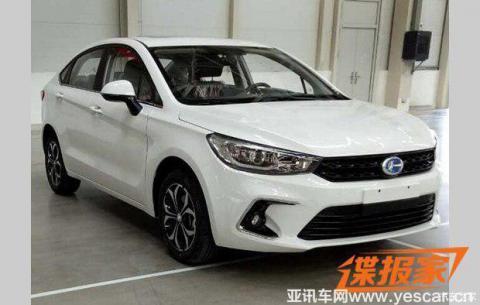全新紧凑型轿车 昌河A6将于22日亮相