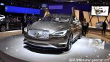 2018年初亮相 英菲尼迪将推电动概念车