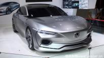 中国团队操刀 Honda Design C 001发布
