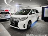 全新一代埃尔法概念车将于东京车展亮相