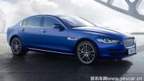 轴距加长/年内投产 捷豹XEL官图发布