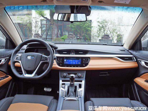 吉利汽车 吉利S1 2017款 基本型