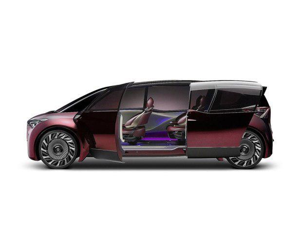 丰田(进口) Fine-Comfort Ride 2018款 Concept