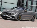 AMG S 63 Coupe推Yellow Night版车型