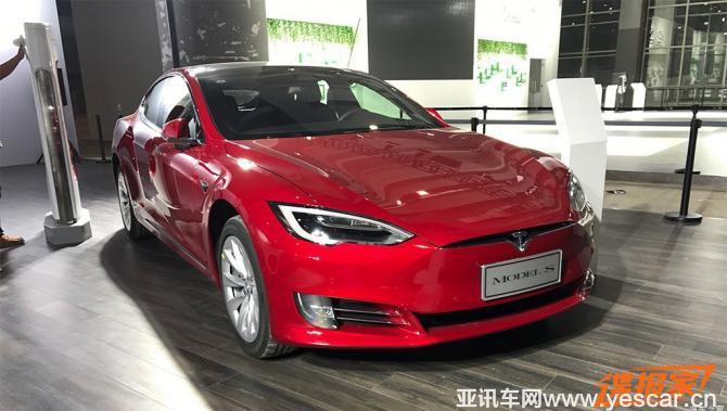 2017广州车展探馆:新国标接口MODEL X/S