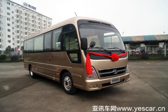 性能优越品质稳定 致道客车扬州市市级机关公务车交车仪式成功举行341.png