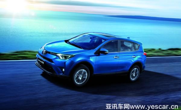 2013年,一汽丰田将第四代rav4引入国内投产,从整车技术到动力总成,均