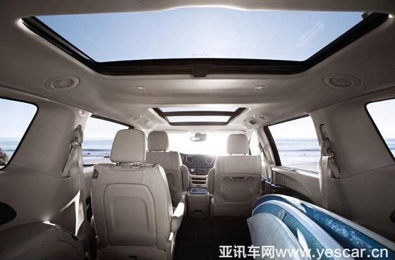 全新进口克莱斯勒大捷龙PHEV版入围世界最环保车型前三甲