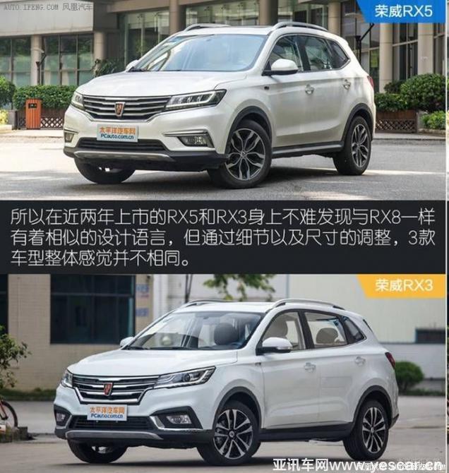 荣威RX8设计解读 7座SUV的经典之作