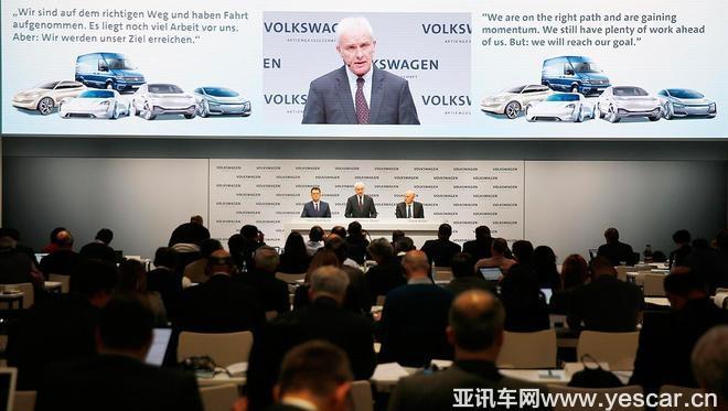 大众2022年以后每月推出一款新电动车型