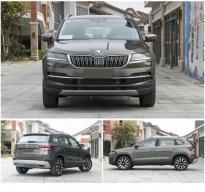德系多功能SUV斯柯达柯珞克上市 售价13.99万起