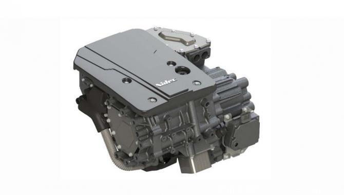提高扭矩输出 日本电产发新款电机系统