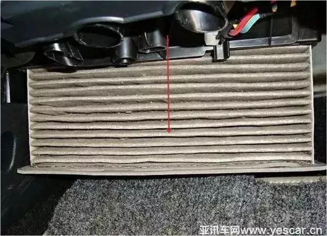 大众 斯柯达 大众车系 速腾 迈腾 途观等滤芯相同空调蒸发箱清洗方式