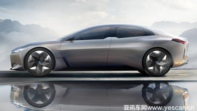 2021年量产 宝马展示iNEXT设计理念