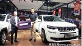 为何Jeep大指挥官入场深圳车展,诸车就要退位?